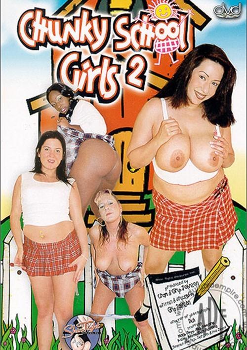 Chunky School Girls 2 Skyy Black Sergio Steven French