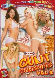 Cunt Munchers Vol. 2 Porn Movie