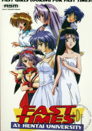 Fast Times at Hentai University Porn Movie