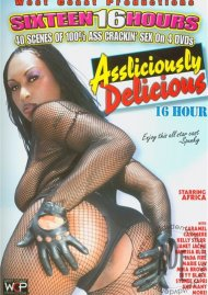 Assliciously Delicious (16 Hour) Porn Movie