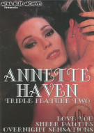 Annette Haven Triple Feature 2, The Porn Movie