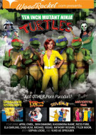 Ten Inch Mutant Ninja Turtles & Other Porn Parodies Porn Video