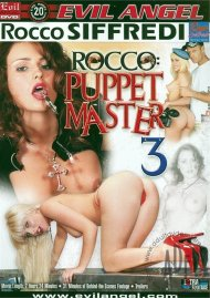 Rocco: Puppet Master 3 Porn Movie