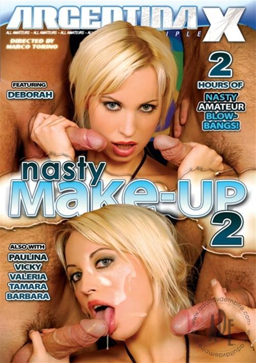 Nasty Make-Up #2 All Sex 2009 Tony M.