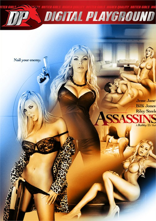 Assassins (DVD + Blu-ray Combo) image