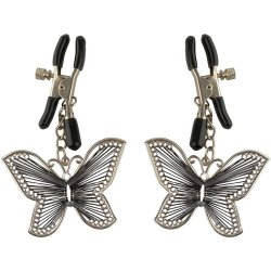 Fetish Fantasy Butterfly Nipple Clamps Sex Toy