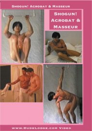 Primal Man: Shogun! Nude Acrobat & Masseur Porn Video