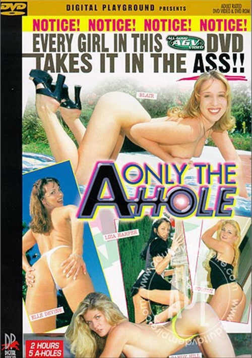 Only the A Hole 1 Elle Devyne All Sex Anal