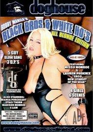 Black Bros & White Ho's Porn Video