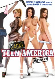Teen America: Mission #8 Porn Video