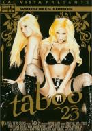 Taboo 23 Porn Movie