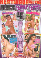 Black Bubble Butts Vol. 1-4 (4-Pack) Porn Movie
