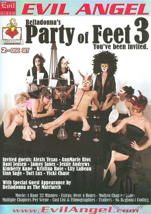 Belladonnas Party Of Feet 3