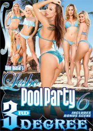 Lesbo Pool Party 6 Porn Movie