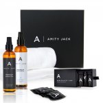 Amity Jack: Bedside Bundle With Premium Bang Bullets Sex Toy