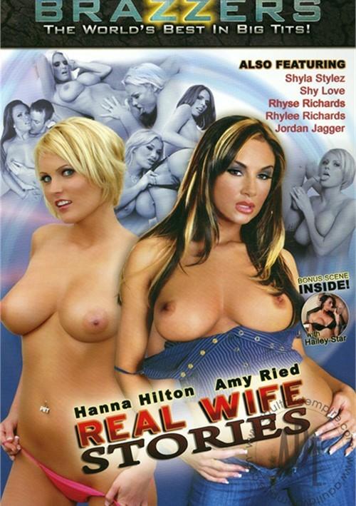 Real wife stories порно фильмы