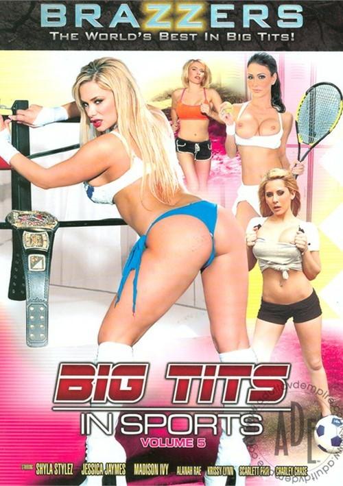 Big Tits In Sports Vol. 5