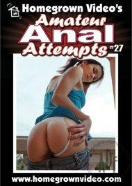 Amateur Anal Attempts 27 Porn Video