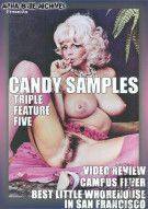 Candy Samples Triple Feature 5 Porn Movie