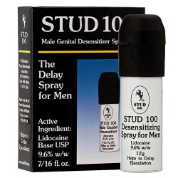 Stud 100 Male Genital Desensitizer Sex Toy