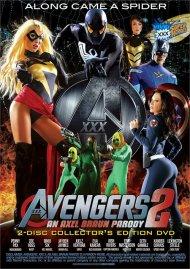 Avengers XXX 2 Porn Movie