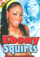 Ebony Squirts Porn Video