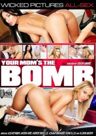 Your Mom's The Bomb HD Porn Video Image from Wicked Pictures.