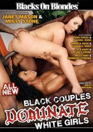 Black Couples Dominate White Girls Porn Movie