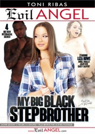 My Big Black Stepbrother Porn Movie