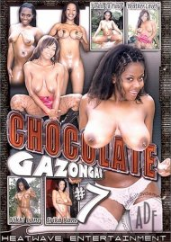 Chocolate Gazongas #7 Porn Video
