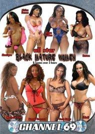 All Star Black Mature Women Porn Movie