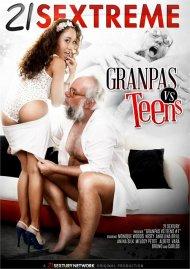 Granpas vs. Teens Porn Video