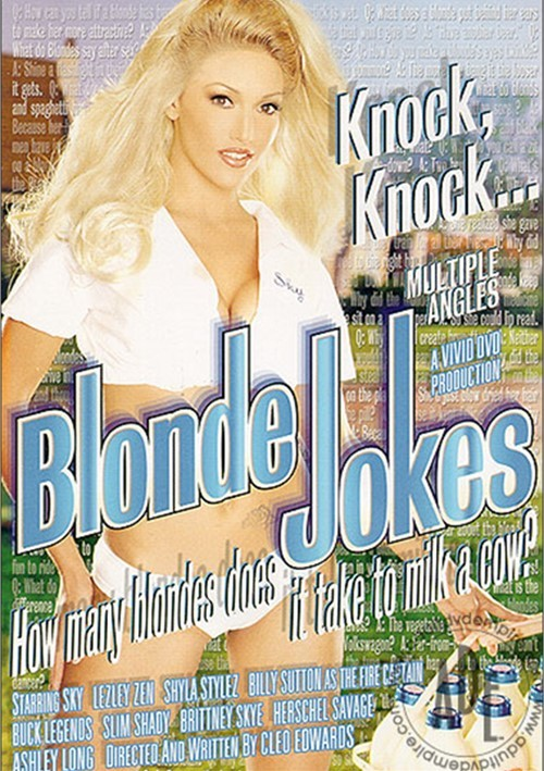 Blonde Joke Video 6