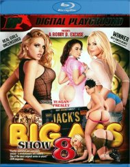 Jacks Playground: Big Ass Show 8 Blu-ray