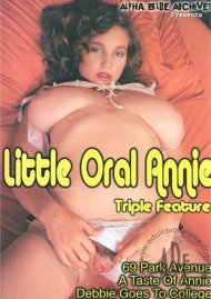 Little Oral Annie Triple Feature Porn Movie