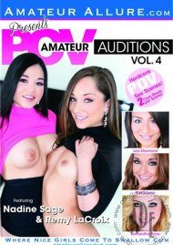 POV Amateur Auditions Vol. 4 Porn Movie