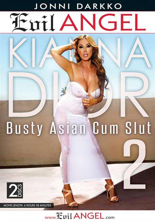 Kianna Dior: Busty Asian Cum Slut 2 2015 Jonni Darkko Kianna Dior