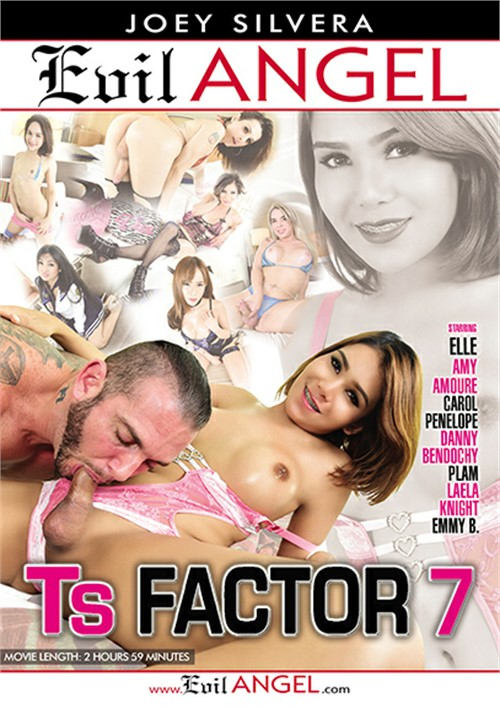 Elle Silva stars in TS Factor 7.