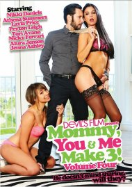 Mommy, You & Me Make 3 Vol. 4 DVD porn movie from Devil's Film.