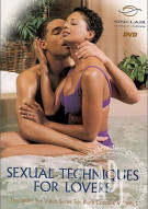 Better Sex Video Series for Black Couples Vol. 1: Sexual Techniques for Lovers Porn Movie