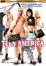 Teen America: Mission #17 Porn Video