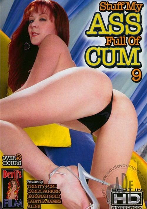 Stuff My Ass Full of Cum 9
