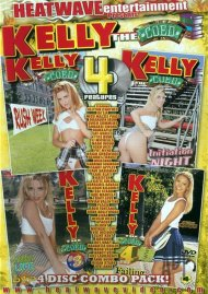 Kelly the Coed 4-Pack Porn Movie