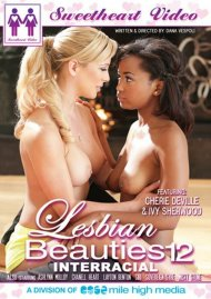 Lesbian Beauties Vol. 12: Interracial Porn Video