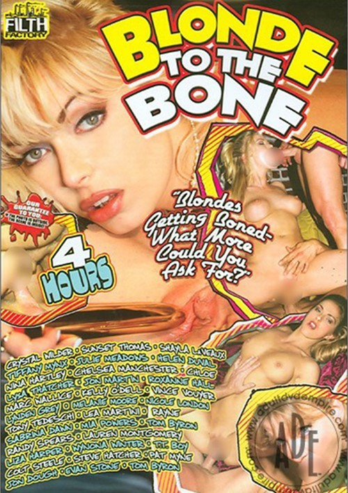 Blonde To The Bone 69