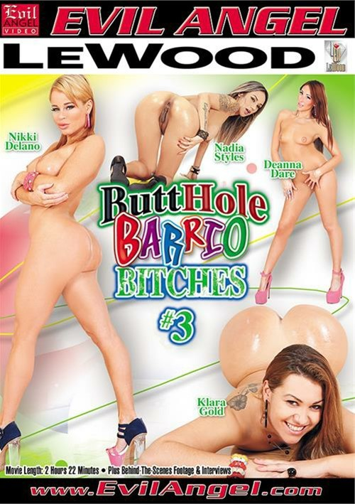 Butthole barrio bitches