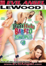 Butthole Barrio Bitches 3 Porn Movie