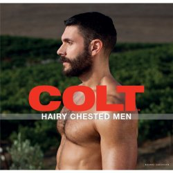 Colt: Hairy Chested Men Sex Toy