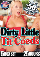 Dirty Little Tit Coeds Porn Movie