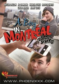 Boy in Montreal, A Porn Video